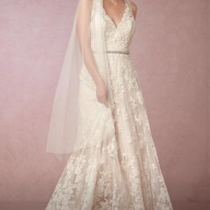 BHLDN Willowby Blaire wedding dress NWT size 10